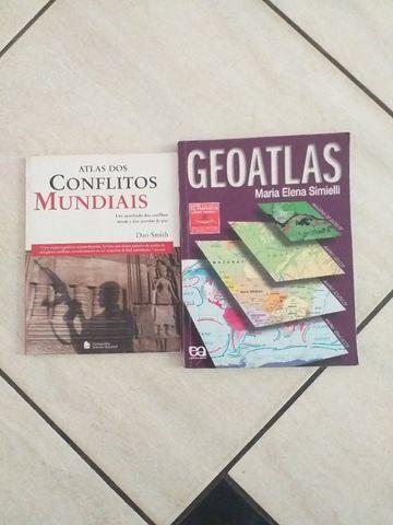 Atlas - Geoatlas e Atlas dos Conflitos Mundiais - Foto 2