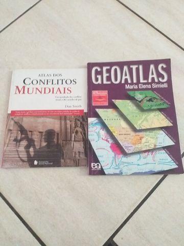 Atlas - Geoatlas e Atlas dos Conflitos Mundiais - Foto 4