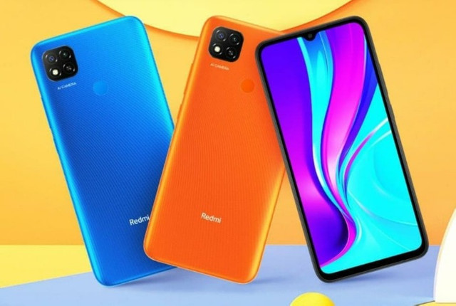 Redmi 9 novo 4GB/64GB