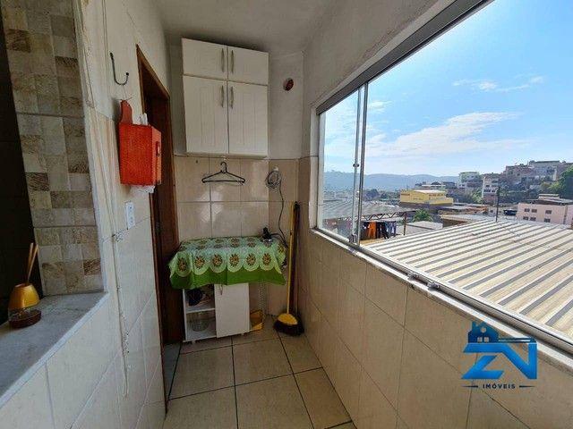 Apartamento com 2 dormitórios, Área de serviço, Garagem coberta à venda, 100 m² por R$ 174 - Foto 2