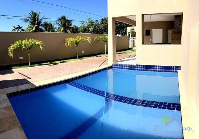 Casa com 2 dormitórios à venda, 69 m² por R$ 220.000,00 - Tamatanduba - Eusébio/CE - Foto 6