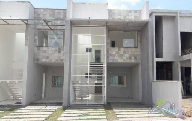 Casa à venda, 133 m² por R$ 491.700,00 - Eusébio - Eusébio/CE - Foto 2