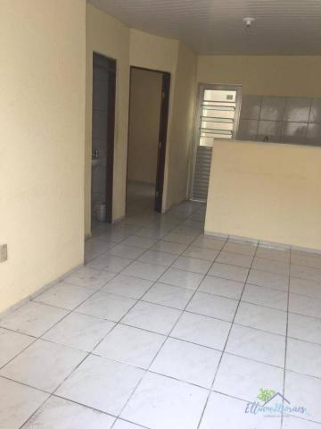 Casa com 2 dormitórios à venda, 40 m² por R$ 97.000,00 - Precabura - Eusébio/CE - Foto 2