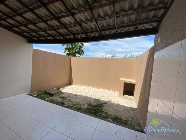 Casa à venda, 120 m² por R$ 280.000,00 - Lagoinha - Eusébio/CE - Foto 9