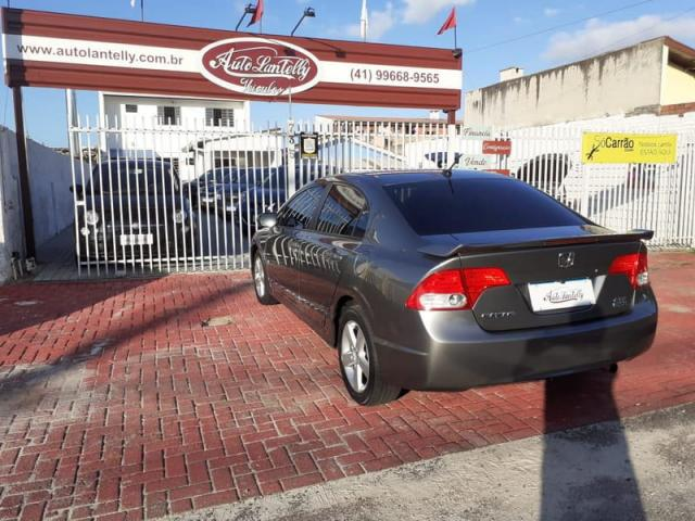 HONDA CIVIC LXS 1.8 16V FLEX MECANICO - Foto 4