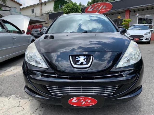 Peugeot 207  Hatch XR 1.4 8V (flex)