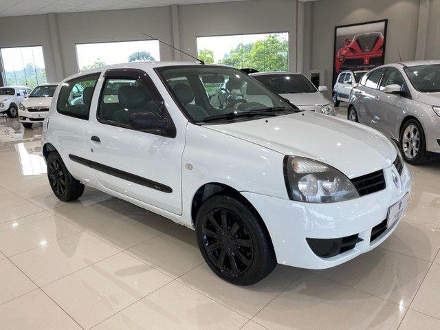 Renault Clio Completo 2 Portas 2011, Bancos Couro, Valor Repasse . - Foto 2