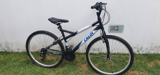 Bicicleta Caloi Montana Mountain Bike Aro 26