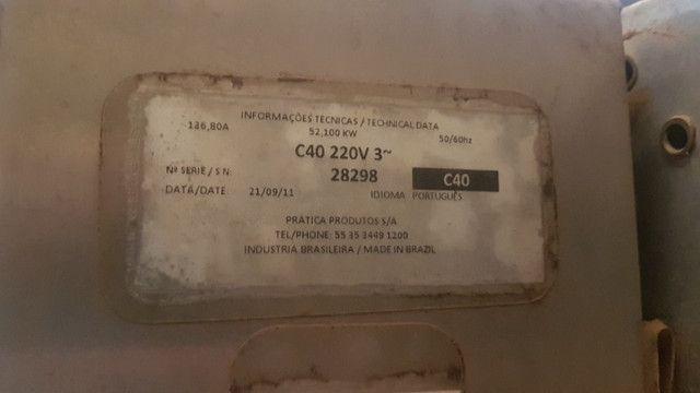 Forno industrial Pratica (3carcaças)