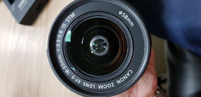 Câmera Canon T5i - Foto 3