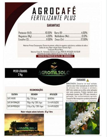 Potássio 50/ Agro café Plus - Foto 2