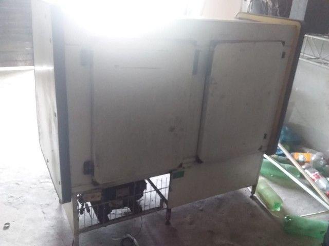 balcão refrigerado funcionando perfeito - Foto 3