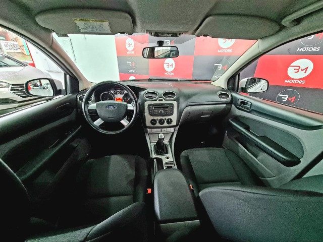 Ford Focus Hatch 1.6 2013 Manual Flex - Foto 5
