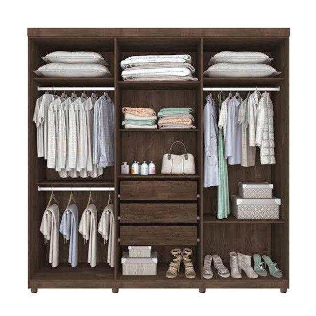 Guarda roupas e Armário Multiuso