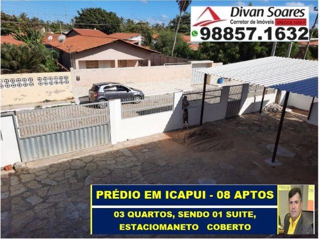 Vendo Prédio c/ 8 apartamentos, todos Alugados em Icapui  - Foto 7