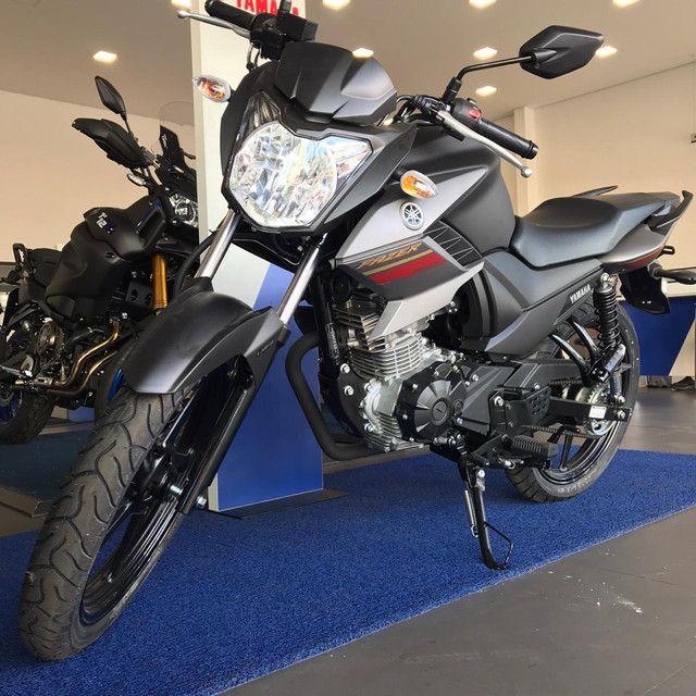 Yamaha Fazer 150 Ubs - Foto 4