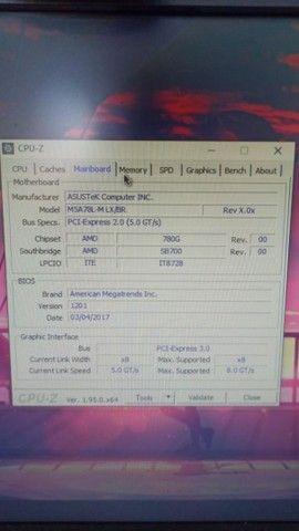 PC Gamer Completo AMD Radeon RX 560 AMD Fx-6300 8GB de Ram  - Foto 5