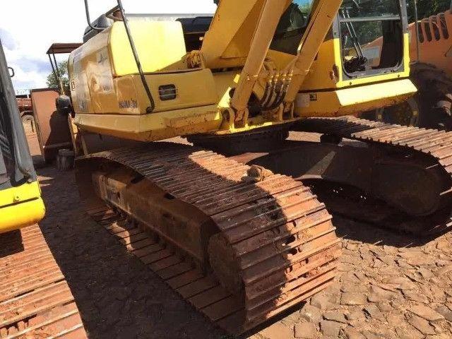 Escavadeira Hidraulica Komatsu Pc 160, Ano 2011 - Foto 5
