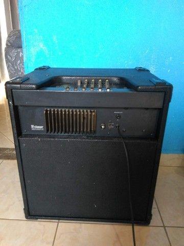 Caixa amplificada Staner KS150 4 canais - Foto 2