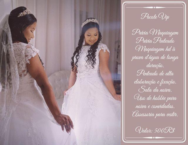 Dia de noiva (sala montada especialmente para nossas noivinhas) - Foto 5