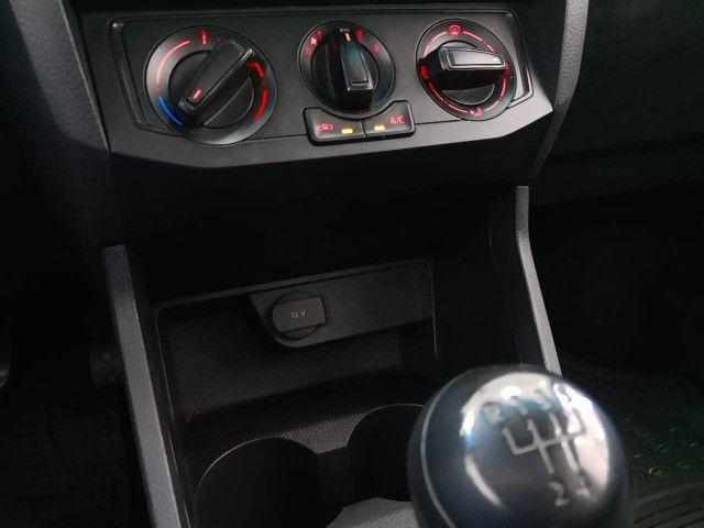 VW Volkswagen Saveiro Robust CS 1.6 8v Flex 2020 - Foto 11