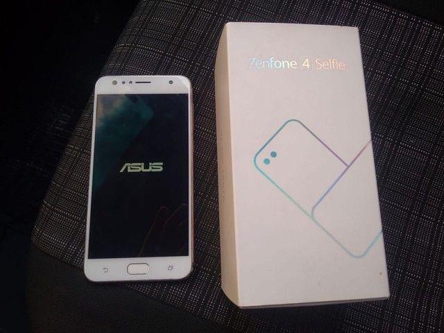 Zenfone 4 selfie 64gb e 4de RAM