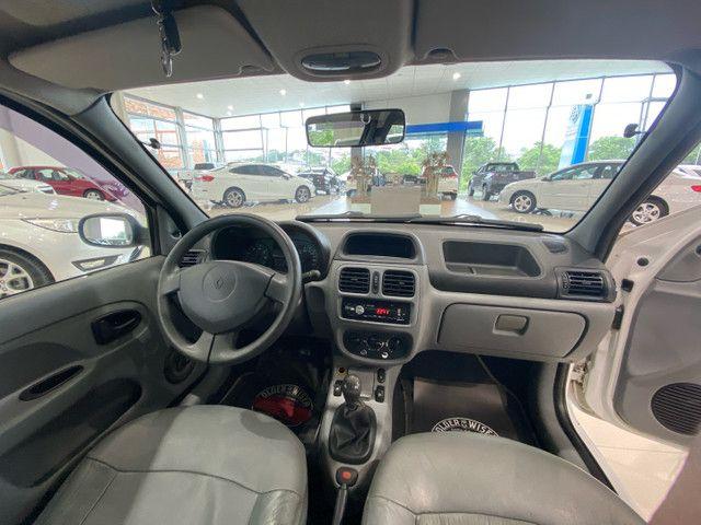 Renault Clio Completo 2 Portas 2011, Bancos Couro, Valor Repasse . - Foto 8