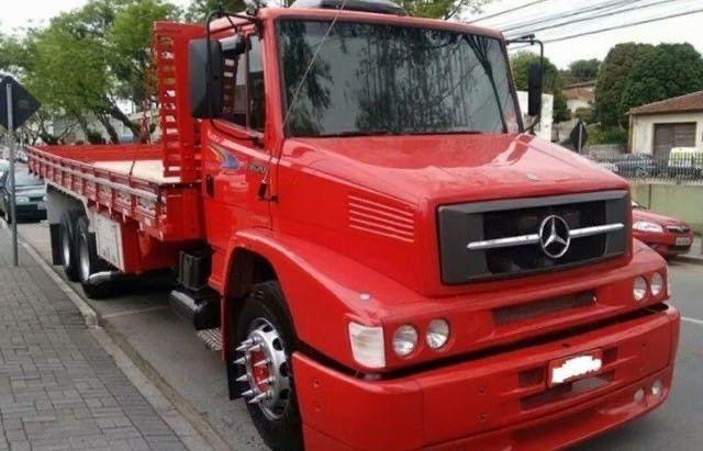 Mercedes bens 1620 (2012) - Foto 2