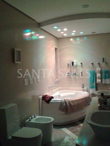Belíssimo apartamento mobiliado para locação - 4 dormitórios - Saúde - Foto 7