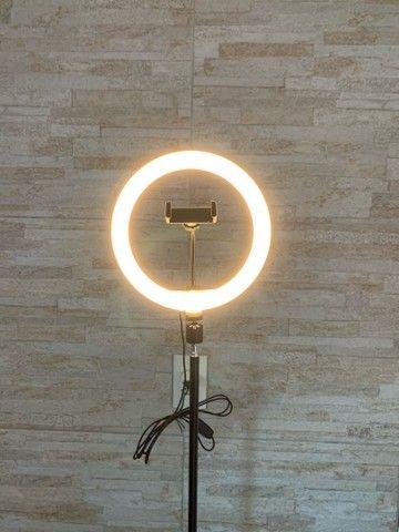 PROMOÇÃO RING LIGHT R$149,99 - Foto 3