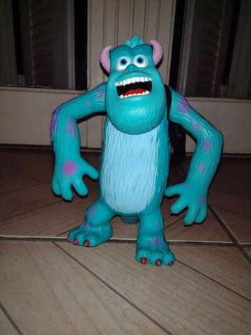 Boneco Sulley Monstros S.A