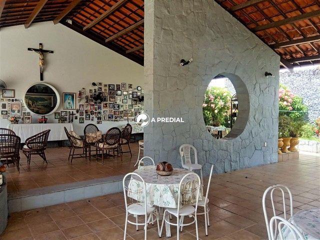 Casa para aluguel, 7 quartos, 7 suítes, 6 vagas, Edson Queiroz - Fortaleza/CE - Foto 12