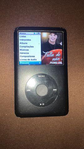 Fone beats original e iPod classic 80gb - Foto 6