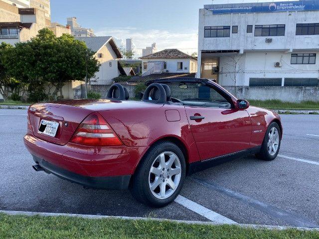 Mercedes SLK 230 - mecânica- vermelha - 1996/1997 - Foto 3