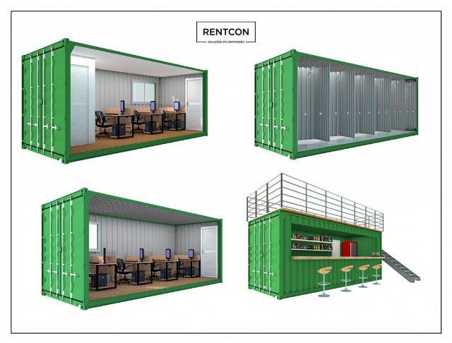 Contêiners - Usados, Fabricação / Construção - Foto 5