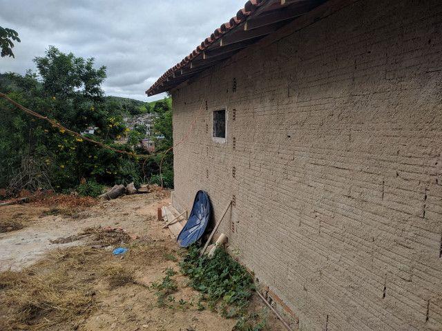 Casa com terreno de 686mts em Pedro Versiane mg - Foto 2