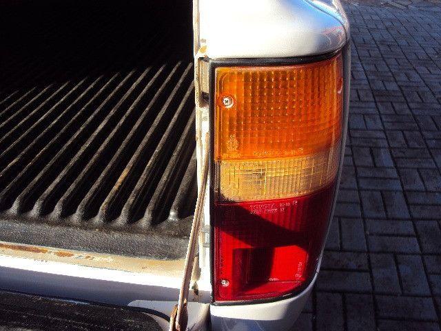 Hilux sr5 2.8 2001/01 diesel 4x4 completa reliquia !!! - Foto 7