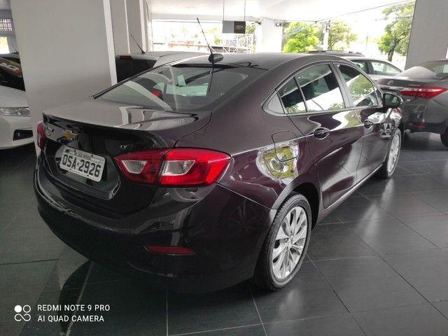 Chevrolet cruze lt 2018 em estado de 0km - Foto 3