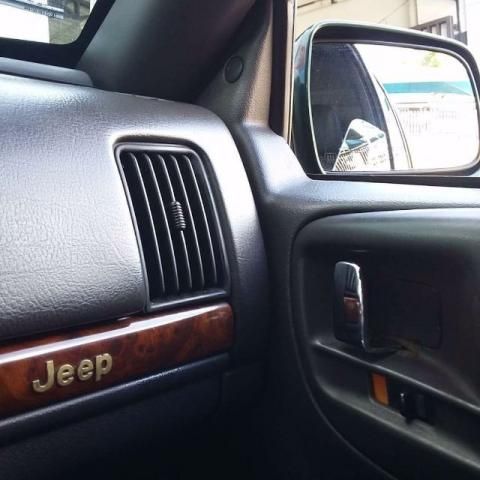 JEEP GRAND CHEROKEE LIMITED GOLD 96/97 5.2 V8 VERDE METALICO