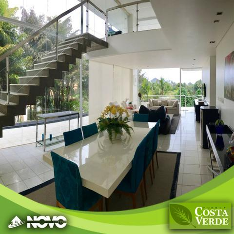 Casa no Parque Costa Verde, 4 suítes, com armários
