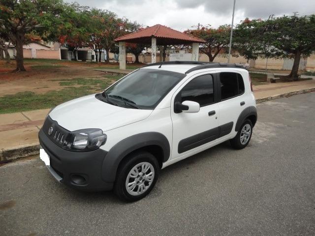 Fiat Uno Way 1.4 2011/2012 completo