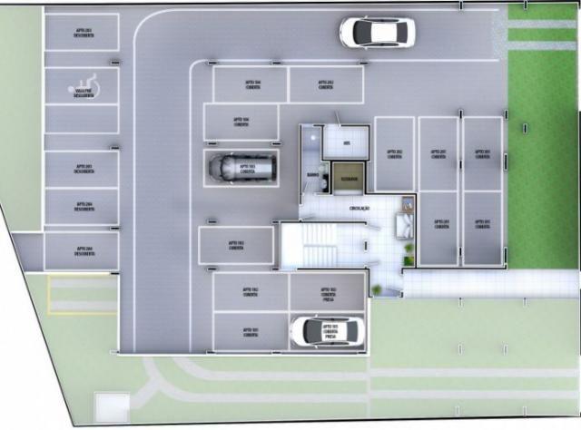Apartamento 3 quartos no Ouro Preto à venda - cod: 220848