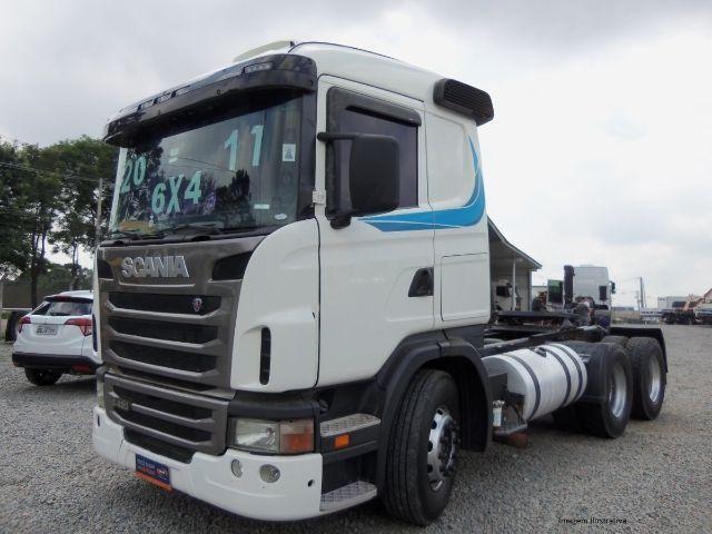 Scania R 420 Entrada 12.000 + parcelas de 3.126,19
