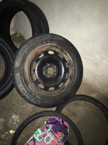 4 aro 15 com 2 pneu