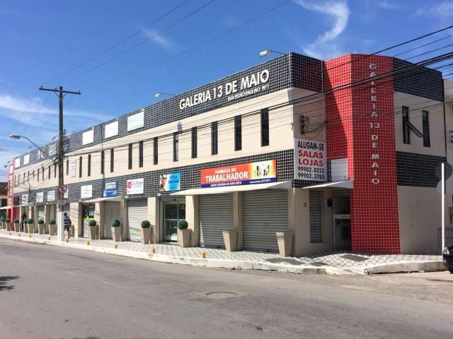Galeria 13 de Maio - Alugo Lojas e Salas