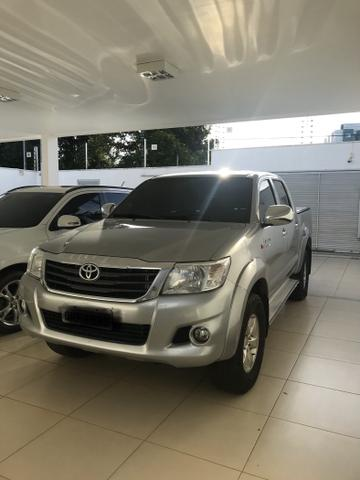 Toyota Hilux 015 SR flex 2.7 baixei