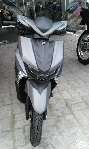 Yamaha neo 125 cc,automática,freios ubs,rodas de liga leve.