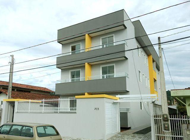 Apenas 5km do Centro! Apartamento NOVO com 2 quartos no Iririú