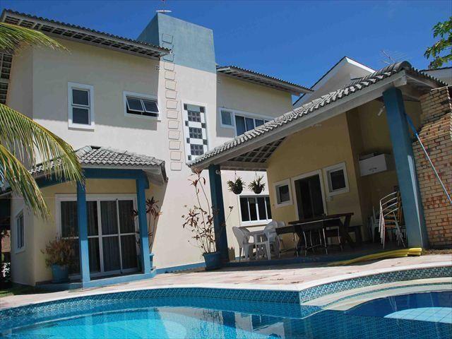 Ref.: 34500 - Casa em Ipojuca, no bairro Muro Alto - 4 dormitórios