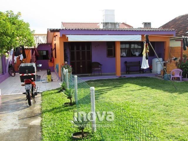 Casa 02 dormitórios Centro Imbé
